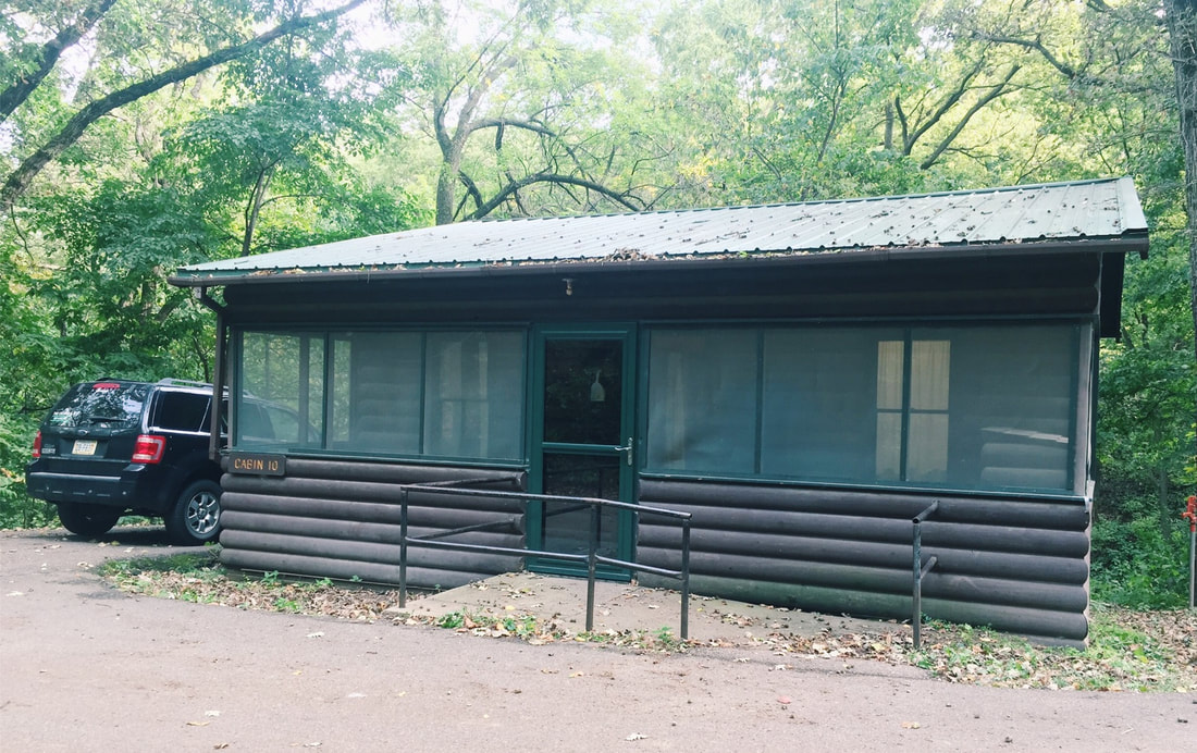 Overnight Trip To Ponca State Park Bliss Junkie